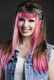 Menina punk Fotografia de Stock Royalty Free