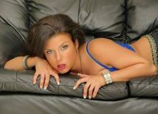 Menina 'sexy' Imagem de Stock