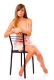 Menina 'sexy' Fotografia de Stock Royalty Free