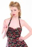 Menina 'sexy' do Pinup fotos de stock royalty free