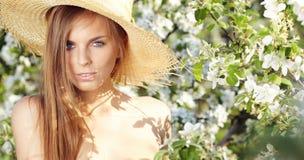 Menina 'sexy' do verão Foto de Stock Royalty Free