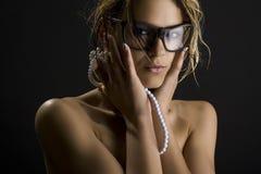Menina 'sexy' mim Imagens de Stock