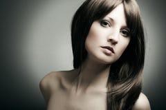 A menina 'sexy' nova Foto de Stock Royalty Free