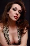 Menina 'sexy' nova Fotos de Stock Royalty Free