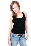 Menina 'sexy' nova Foto de Stock Royalty Free