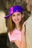 Menina Spunky Imagens de Stock