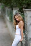 Menina urbana Imagens de Stock Royalty Free