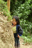 Menina vietnamiana Fotos de Stock