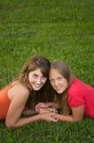 Meninas Foto de Stock