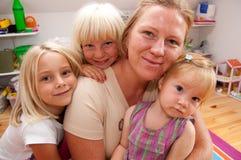 Meninas foto de stock royalty free