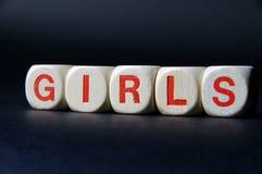 meninas Fotos de Stock Royalty Free