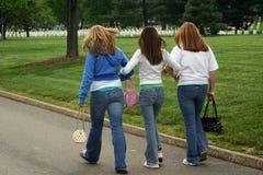Meninas Fotografia de Stock Royalty Free