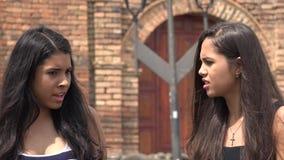 Meninas adolescentes que têm um argumento filme