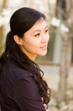 Meninas asiáticas imagem de stock royalty free