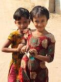 Meninas bonitos Fotografia de Stock Royalty Free