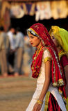 Meninas da dança do gidda do Punjabi Imagens de Stock Royalty Free