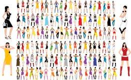 Meninas da forma Fotos de Stock