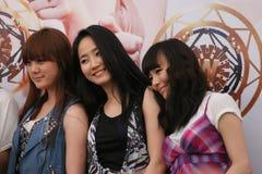 Meninas da maravilha em Singapore Fotos de Stock Royalty Free