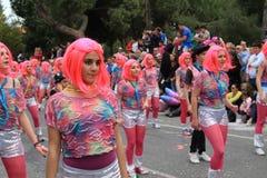 Meninas de dança. Fotografia de Stock Royalty Free