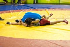 Meninas do lutador Foto de Stock