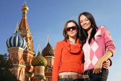 Meninas do russo Fotografia de Stock Royalty Free