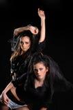 Meninas 'sexy' bonitas Imagens de Stock Royalty Free