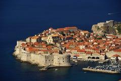 Mening 09 van Dubrovnik Stock Foto