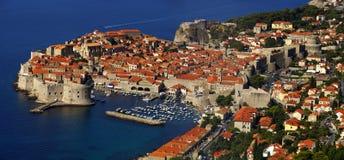 Mening 11 van Dubrovnik Stock Afbeeldingen