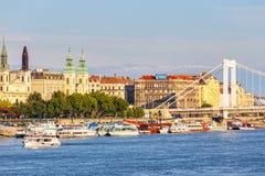 Mening aan Boedapest op 23 Juli, 2014 Royalty-vrije Stock Afbeeldingen
