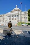 Mening aan Capitolio DE Puerto Rico in San Juan royalty-vrije stock afbeeldingen