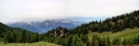 Mening aan de Groep Texel in Zuid-Tirol Royalty-vrije Stock Afbeeldingen