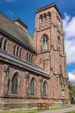 Mening aan toren en kant van Heilige Andrews Cathedral Royalty-vrije Stock Foto's