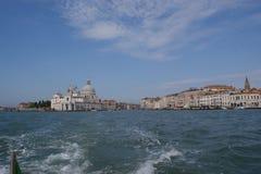 Mening aan Venetië Royalty-vrije Stock Foto's