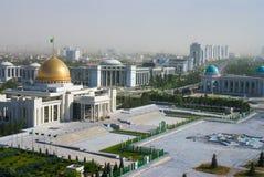 Mening in Ashgabat Turkmenistan royalty-vrije stock fotografie