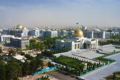 Mening in Ashgabat Turkmenistan Stock Afbeeldingen