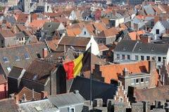 Mening België stock afbeelding