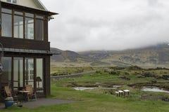Mening in Budir in West-IJsland Stock Afbeeldingen