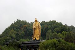 Mening; moal; taoism Royaltyfria Foton