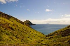 Mening om Eilanden te verlaten Royalty-vrije Stock Foto's