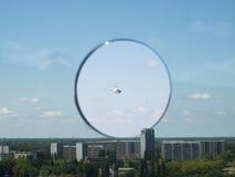 Mening over Antwerpen, Stock Foto