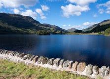 Mening over mooie Loch Katrine, Schotland Stock Foto