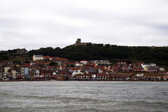 Mening over scarborough Stock Fotografie
