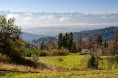 Mening over Tatra Stock Afbeeldingen