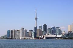 Mening over Toronto stock foto's