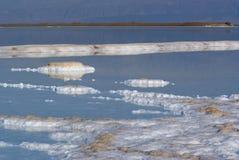 Mening over zoute eilanden Royalty-vrije Stock Fotografie