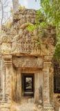 Mening van Angkor, Siem Riep, Kambodja Royalty-vrije Stock Afbeeldingen