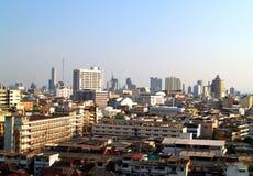 Mening van Bangkok Stock Foto's