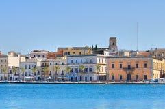 Mening van Brindisi. Puglia. Italië. royalty-vrije stock fotografie