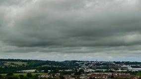 Mening van Bristol Facing North stock afbeeldingen