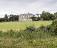 Mening van Claydon-Huis Royalty-vrije Stock Foto